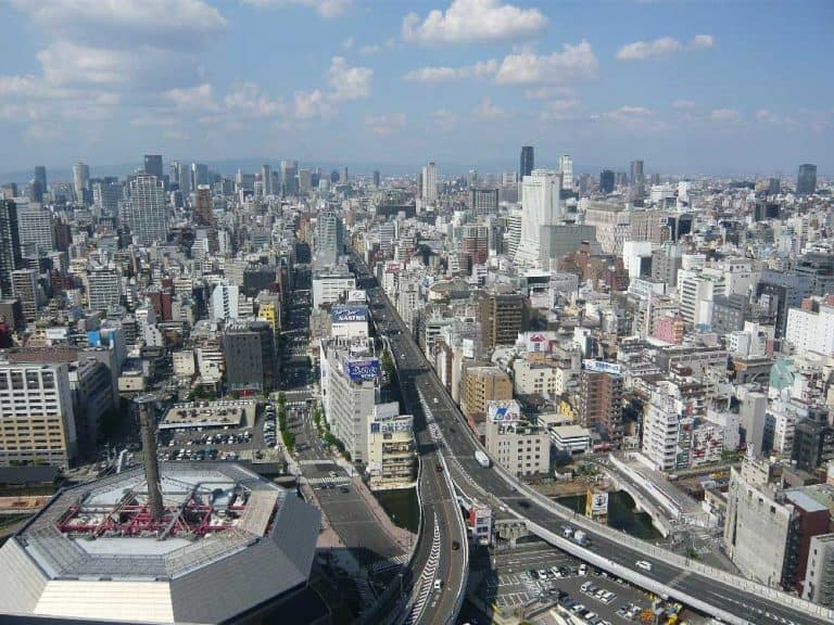 Where to Stay in Osaka