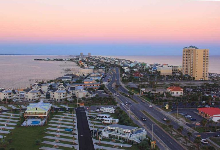 Where to Stay in Pensacola, FL