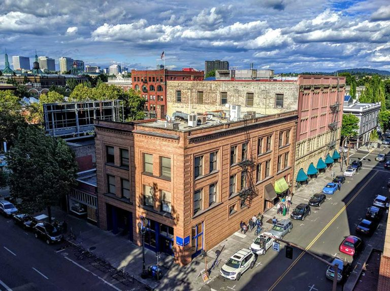 Where to Stay in Portland, Oregon