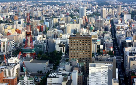 Where to Stay in Sapporo, Japan