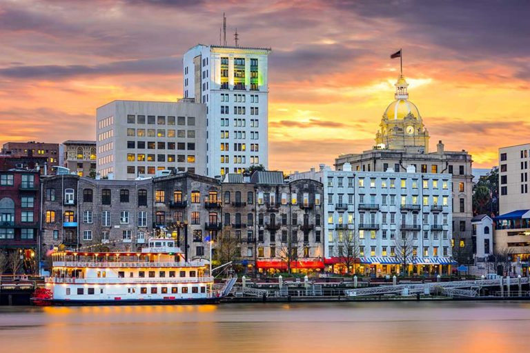 Where to Stay in Savannah