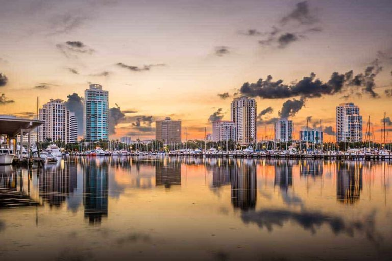 Where to Stay in St. Petersburg, FL