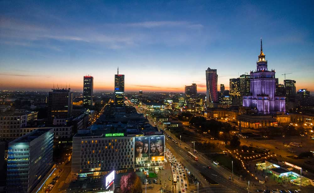 Where to Stay in Warsaw, Poland: The Best Hotels & Areas for Travellers