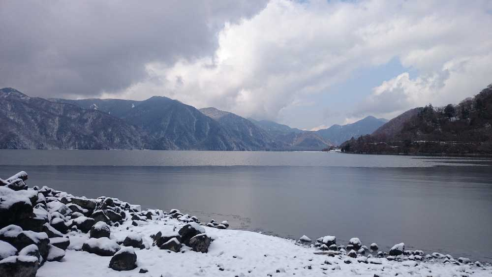 Winter @ Lake Chuzenji in Nikko