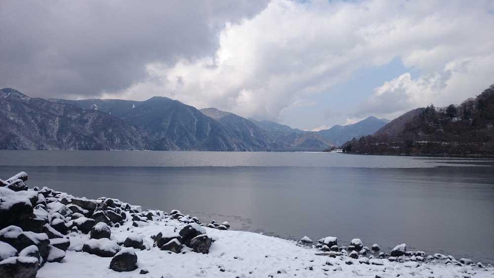 Winter @ Lake Chuzenji in Nikko
