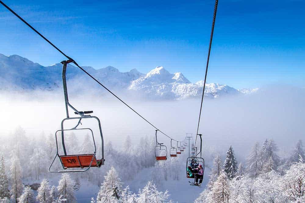 Vogel Ski Center
