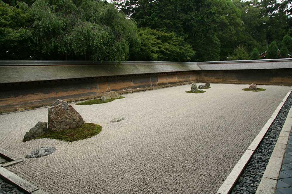 Zen Garden @ Ryoan-ji